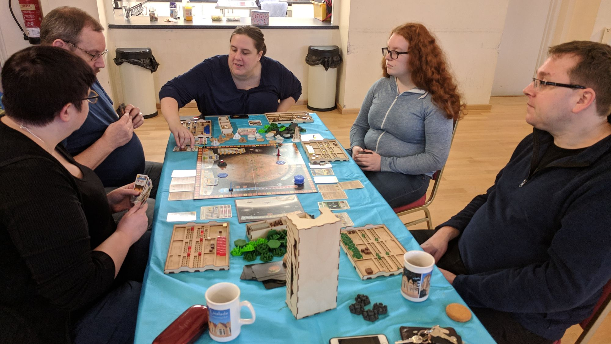 January 2019 meeting: what we played