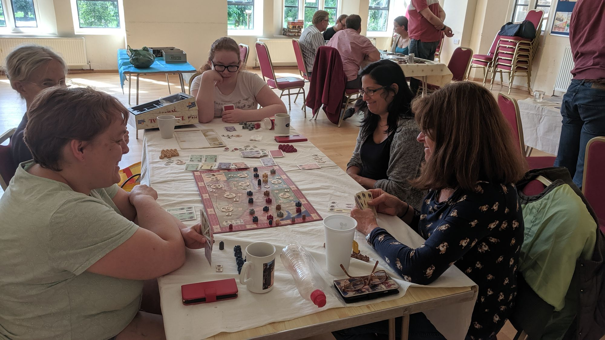 June 2019: what we played