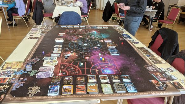 March 2019 meeting: what we played